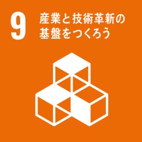 目標 9(産業と技術革新の基盤をつくろう)