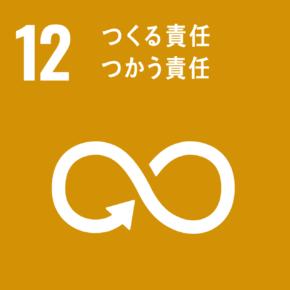 目標 12(つくる責任つかう責任)
