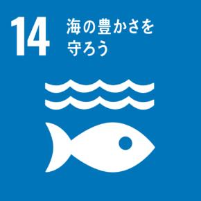目標 14(海の豊かさを守ろう)