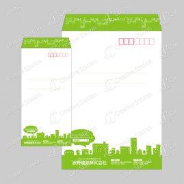 フルカラー封筒(角2・長3)