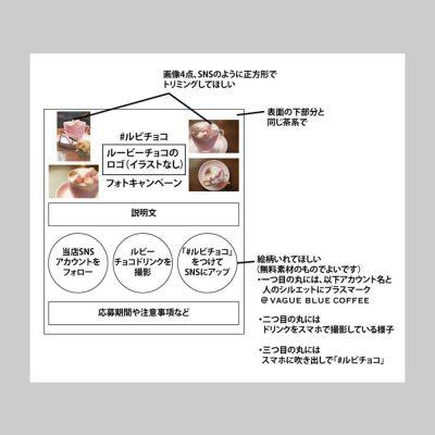 デザインラフ(裏面)