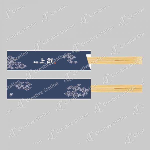 箸袋のデザイン