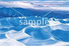 [1月] 雪の旭岳