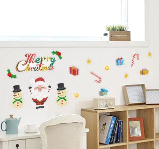 室内を彩る壁紙・ウォールステッカー