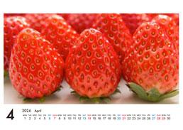 卓上ECOリング綴じカレンダー(13枚セット)写真面