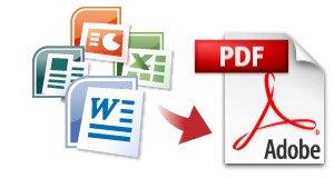 PDFへ変換