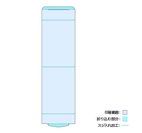 A型POPのサイズと形状