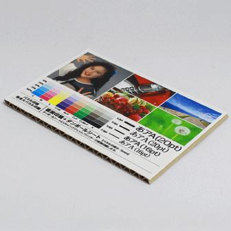 パネル(直接印刷+ECOダンボール)