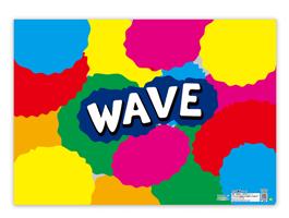 WAVE+カラフル