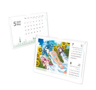 卓上カレンダー印刷印刷(オンデマンド)