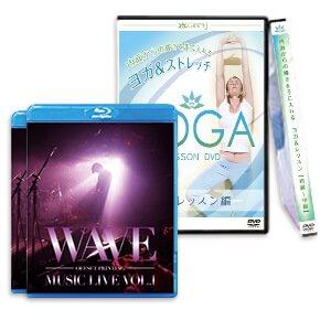 DVD・ブルーレイサンプル
