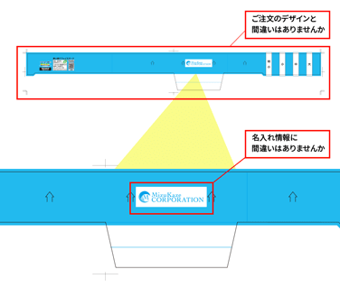 校正用PDFの見方