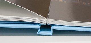 合紙製本の上製本/ハードカバー製本冊子印刷