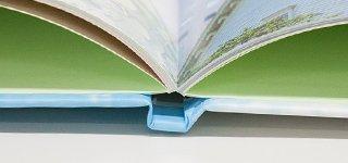 PUR製本の上製本/ハードカバー製本冊子印刷