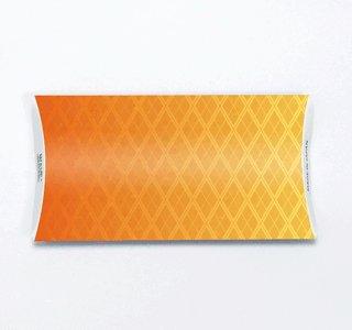 オレンジ菱紋
