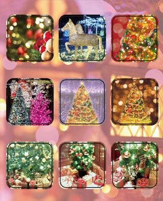 クリスマス 9種