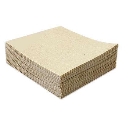 4折ナプキン(未晒)