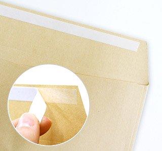 両面テープ貼り加工オプション