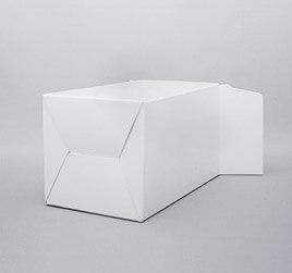 パッケージ印刷地獄底式(底ロック式・組底・底組み箱・アメリカンロック)