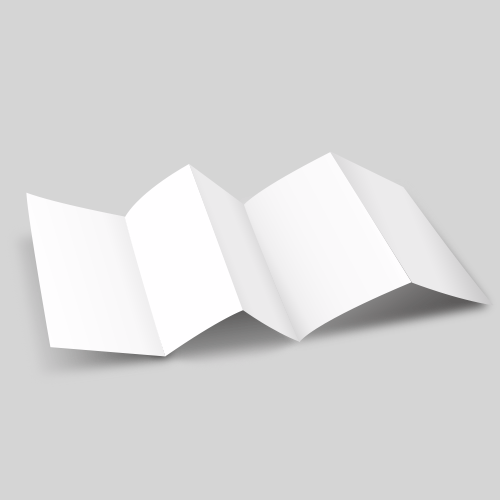 外5つ折り(10P)