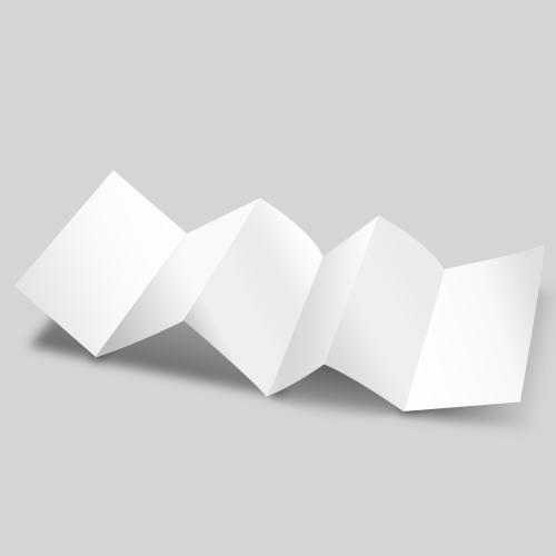 外6つ折り(12P)