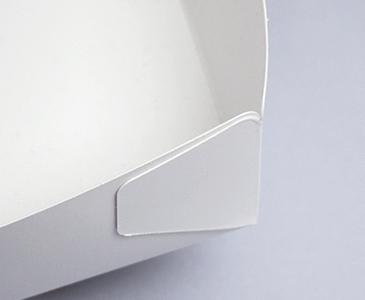 外貼りタイプの角の仕上がり2