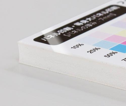 フォト光沢紙+スチレンボード