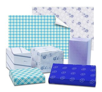 冠婚葬祭に適した包装紙