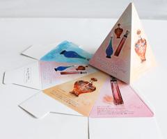 ピラミッド型POP