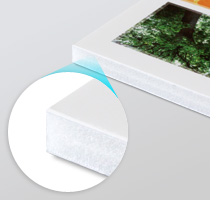 直接印刷+スチレンボード