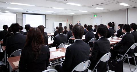 2013年度 株式会社ウエーブ入社式レポート☆